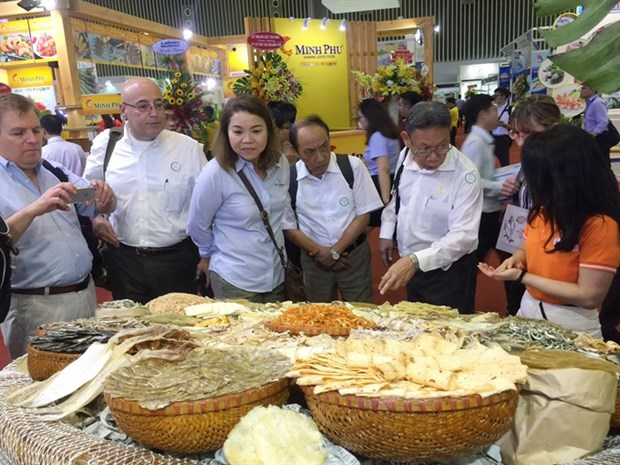Vietfish 2018 ouvrira ses portes a Ho Chi Minh-Ville hinh anh 1