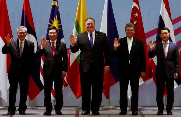 Washington promet 300 millions de dollars pour la securite de l'Asie du Sud-Est hinh anh 1