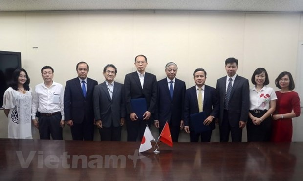 Cooperation Vietnam-Japon dans la formation d'aides-soignants hinh anh 1