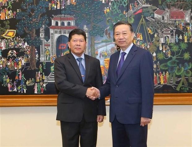 Le Vietnam et la Thailande renforcent leur cooperation en matiere politique et de securite hinh anh 1