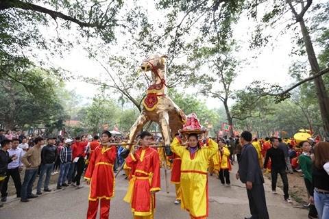 La diversite culturelle a pris une nouvelle dimension a Hanoi hinh anh 2