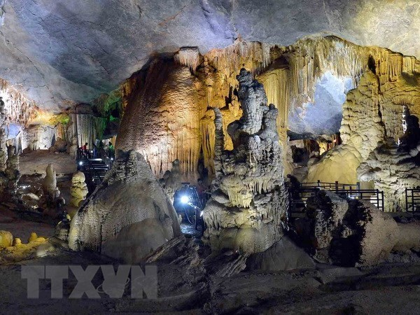 44 nouvelles grottes trouvees dans le parc national de Phong Nha - Ke Bang hinh anh 1