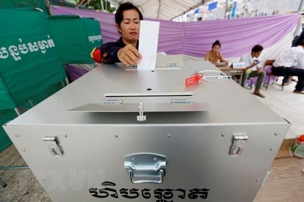 Cambodge: CEN acheve la verification des resultats des elections hinh anh 1