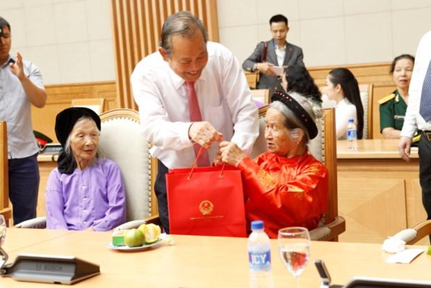 Remettre de l'ordre dans le travail de reception des citoyens hinh anh 1