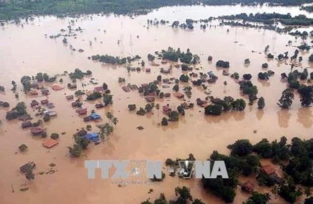 Barrage effondre au Laos: 31 corps retrouves, 100 disparus hinh anh 1