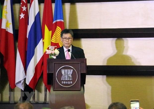 L'ASEAN celebre son 51e anniversaire hinh anh 1