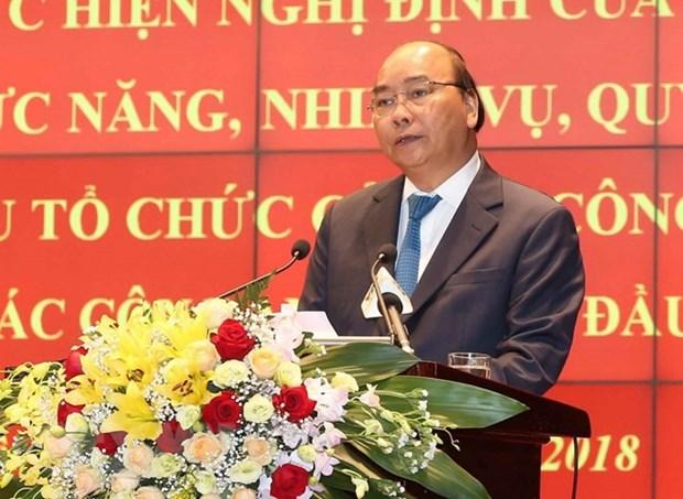 Le PM appelle a edifier une force policiere revolutionnaire et competente hinh anh 1