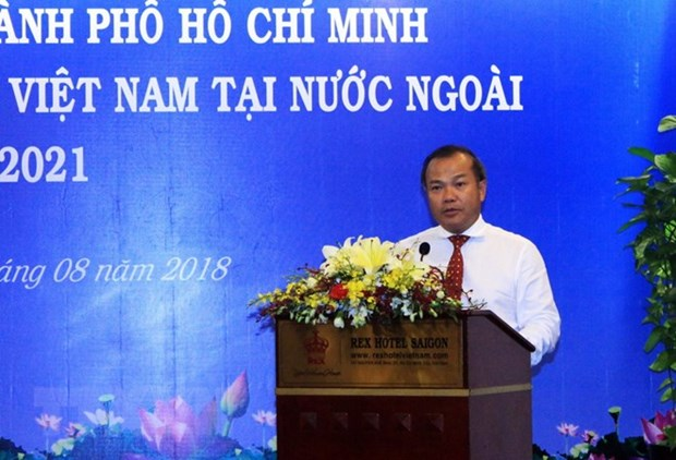 Soutien du developpement des communautes vietnamiennes a l'etranger hinh anh 1