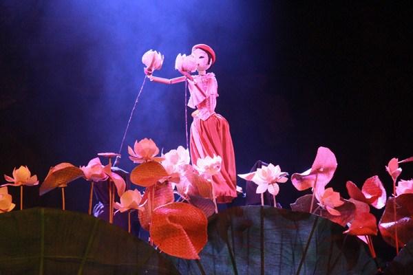 Festival de marionnettes du Vietnam a Ho Chi Minh-Ville hinh anh 1
