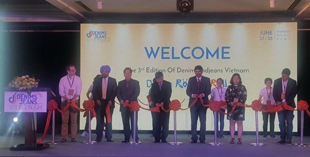 Des Indiens prets a investir dans la production du denim au Vietnam hinh anh 1