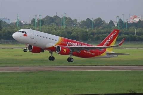 Vietjet Air: 200.000 billets a prix casses pour le Japon, la R. de Coree et Taiwan hinh anh 1