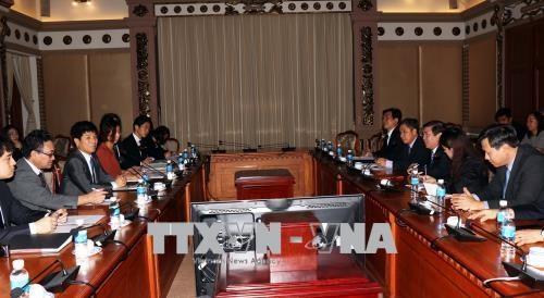 Le Japon est partenaire de premier plan de Ho Chi Minh-Ville dans divers domaines hinh anh 1
