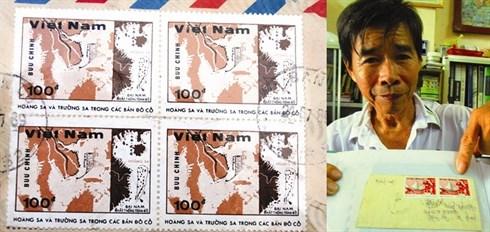 Hoang Sa et Truong Sa, regard de collectionneur de timbres hinh anh 1