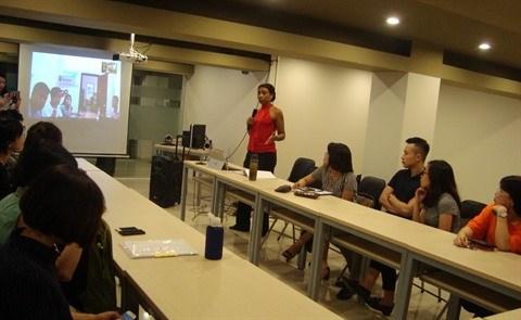 Une formation a la redaction d'un plan d'affaires a Hanoi hinh anh 1