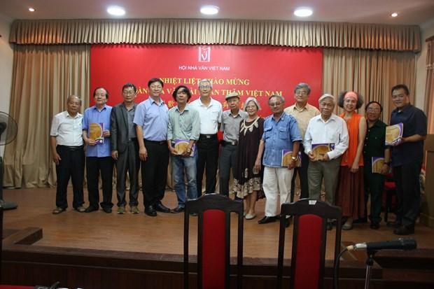 Rencontre d'ecrivains vietnamiens et taiwanais hinh anh 1