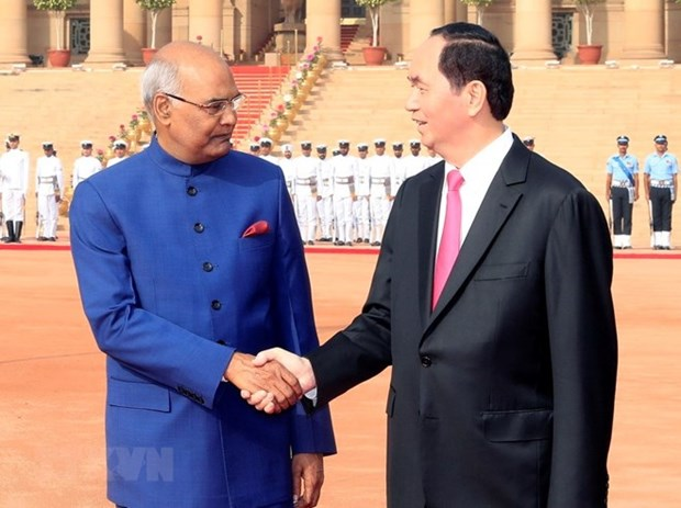 Le Vietnam felicite l'Inde pour la journee de l'independance hinh anh 1