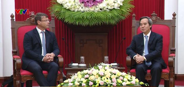 La societe americaine Warburg Pincus veut chercher des opportunites d'investissement au Vietnam hinh anh 1