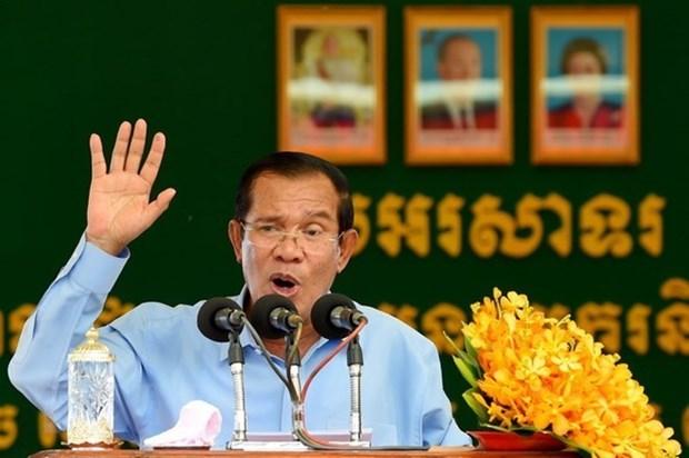 Le Vietnam felicite Samdech Hun Sen pour sa nomination en tant que Premier ministre du Cambodge hinh anh 2
