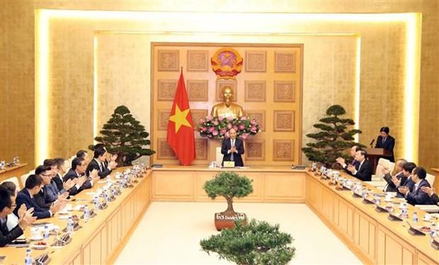 Le PM engage les Viet kieu a participer au developpement scientifique et technologique au Vietnam hinh anh 2