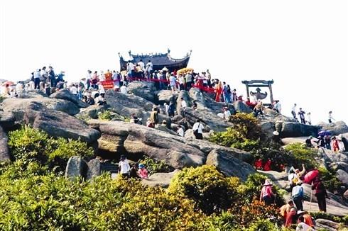 La terre sacree de Yen Tu, haut lieu du bouddhisme vietnamien hinh anh 3