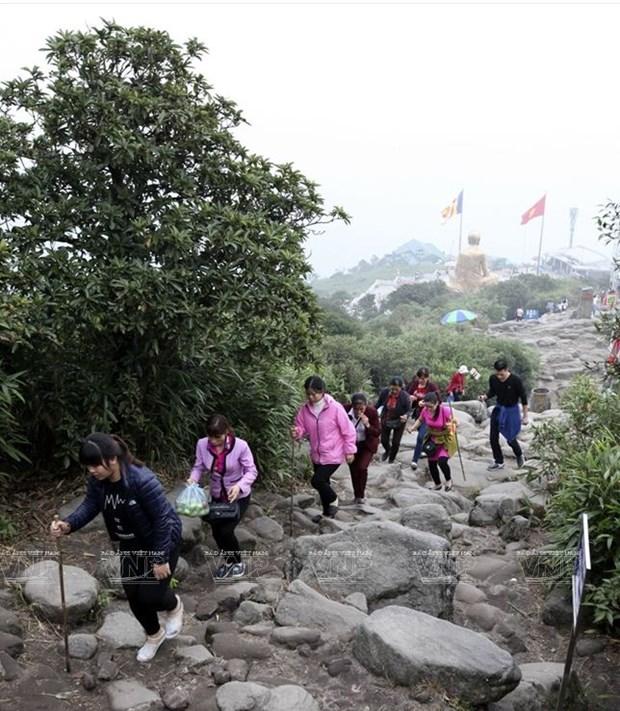 La terre sacree de Yen Tu, haut lieu du bouddhisme vietnamien hinh anh 1