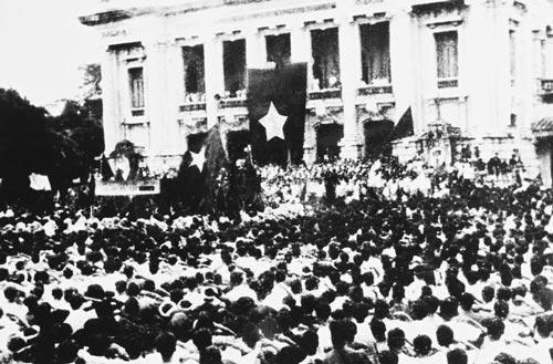 Revolution d'Aout, la volonte du peuple hinh anh 1