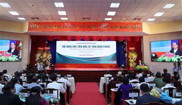 Le PM Nguyen Xuan Phuc exhorte Binh Phuoc a transformer ses potentialites en realites hinh anh 2