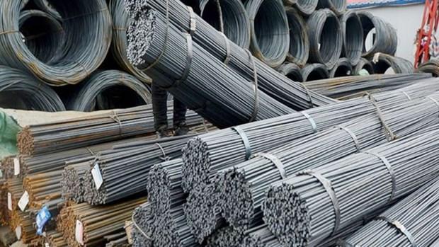 Les exportations d'acier de janvier a juillet rapportent 2,53 milliards de dollars hinh anh 1