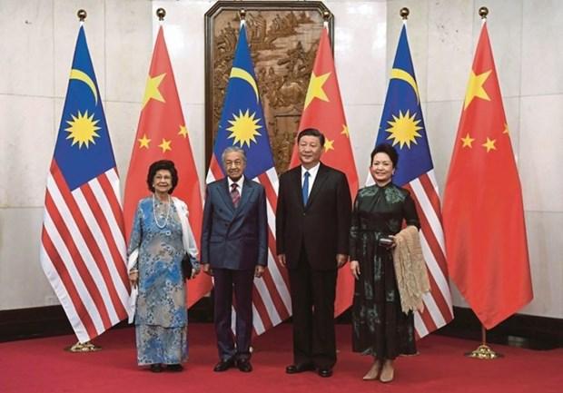 La Chine et la Malaisie renforcent la cooperation multisectorielle hinh anh 1
