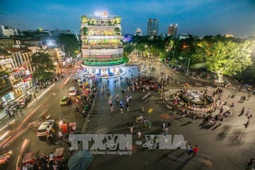 Mesures recherchees pour le developpement urbain de Hanoi hinh anh 1