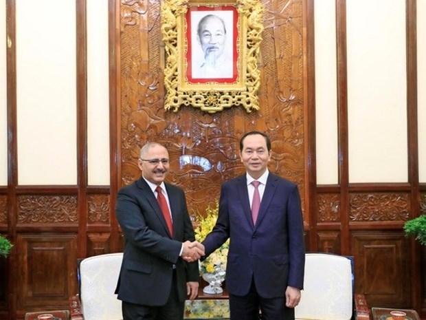 Promouvoir les relations d'amitie et de cooperation Vietnam-Egypte hinh anh 1
