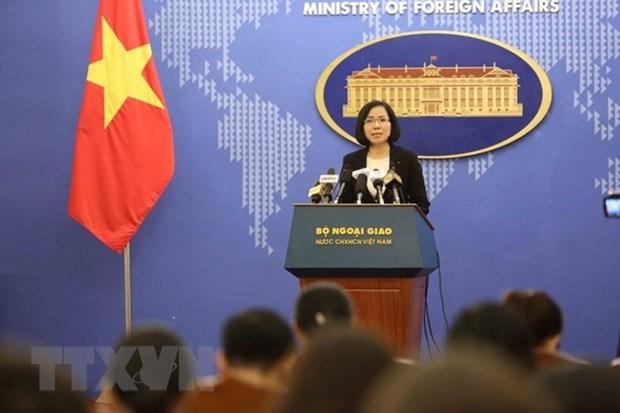 Le Vietnam demande a Taiwan de mettre fin a des exercices de tir reel sur l'ile de Ba Binh hinh anh 1