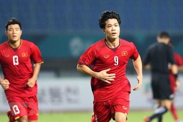ASIAD 2018 : Le Vietnam bat le Bahrein 1-0 pour entrer en quarts de finale hinh anh 1