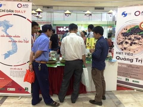 Une foire pour les produits d'indications geographiques protegees a Hanoi hinh anh 1