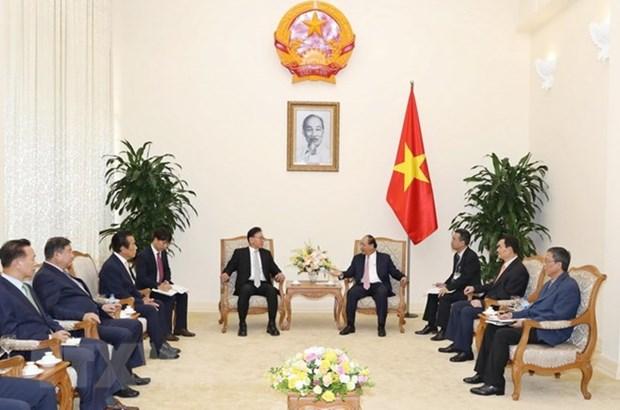 Le PM plaide pour des liens accrus entre Busan et le Vietnam hinh anh 1
