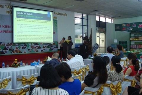 Indications geographiques: les aides de la France pour le Vietnam hinh anh 1
