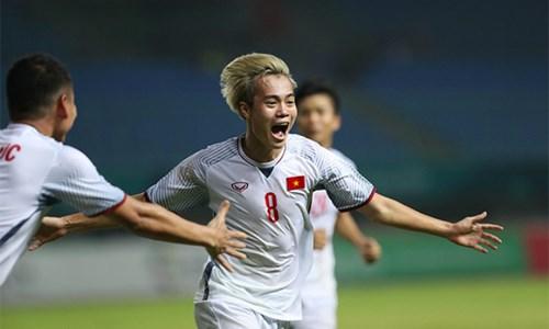 Le Vietnam vient a bout de la Syrie et file en demi-finale hinh anh 1