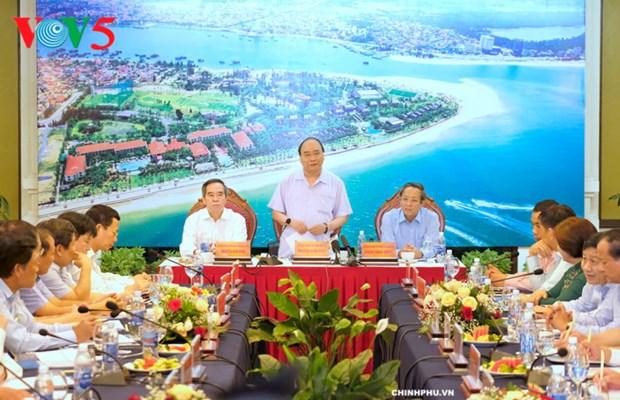 Quang Binh exhortee a investir dans le developpement touristique durable hinh anh 1