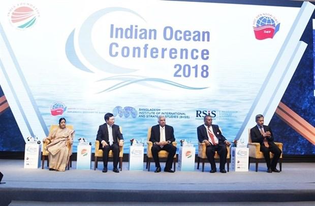 La conference sur l'ocean Indien axee sur la construction d'une architecture regionale hinh anh 1