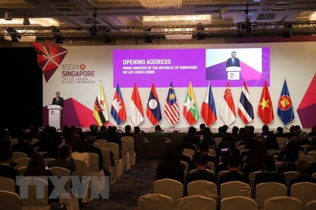 Ouverture de la conference des ministres de l'Economie de l'ASEAN hinh anh 1