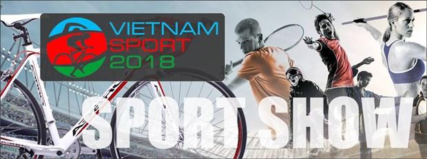 Le salon Vietnam Sport Show prevu en novembre a Hanoi hinh anh 1