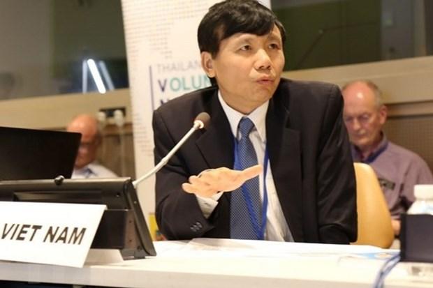 Le Vietnam affirme le role de l'ONU dans la mediation hinh anh 1