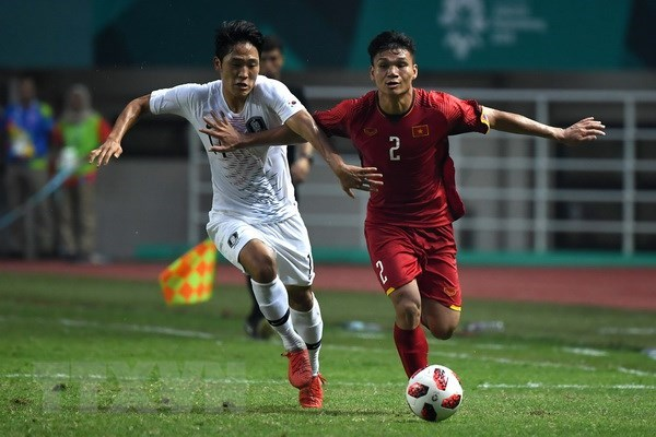 ASIAD 2018 : l'esprit du Vietnam apprecie par les medias internationaux hinh anh 1
