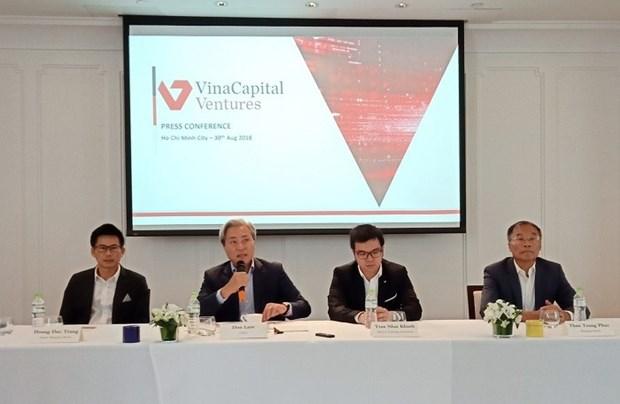 VinaCapital cree un fonds de capital-risque de 100 millions de dollars hinh anh 1