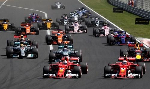 Le gouvernement agree la proposition d'accueillir la Formule 1 a Hanoi hinh anh 2