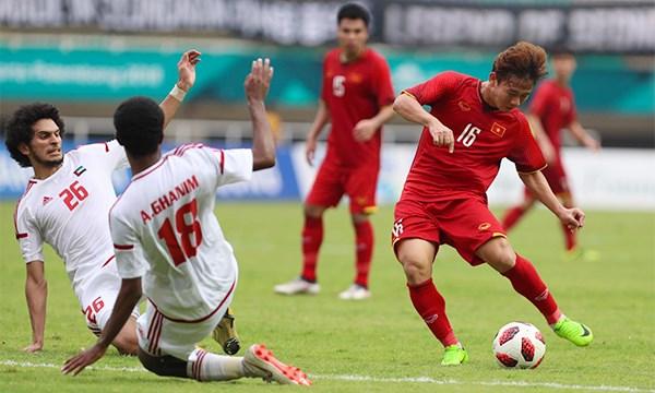Football–ASIAD 2018 : Le Vietnam a cote de son reve hinh anh 1