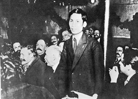 Quatre documentaires sur le President Ho Chi Minh illuminent l'ecran hinh anh 1