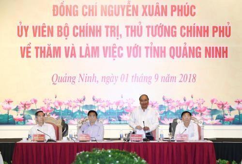 Quang Ninh est la localite en developpement le plus dynamique du Vietnam hinh anh 1