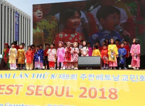Fete culturelle du Vietnam en Republique de Coree hinh anh 1