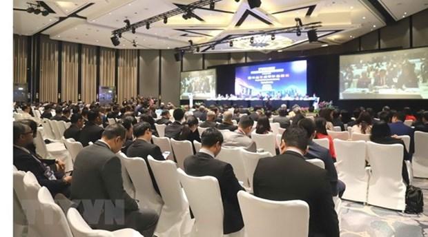Le Vietnam renforce ses liens parlementaires avec le Laos, le Cambodge et le Maroc hinh anh 1